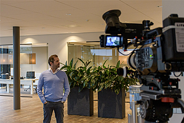 Taurac lighting bij Raca Group BV in RTL-Z programma How It's Done 1